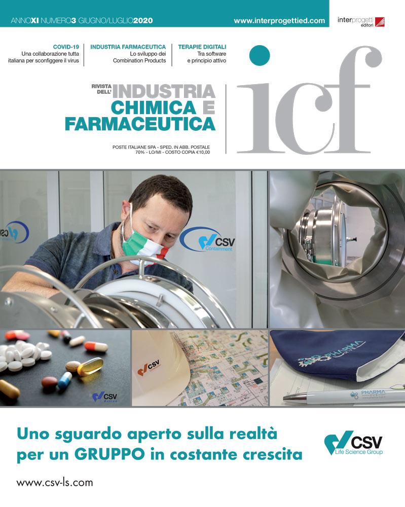ICF03 Copertina