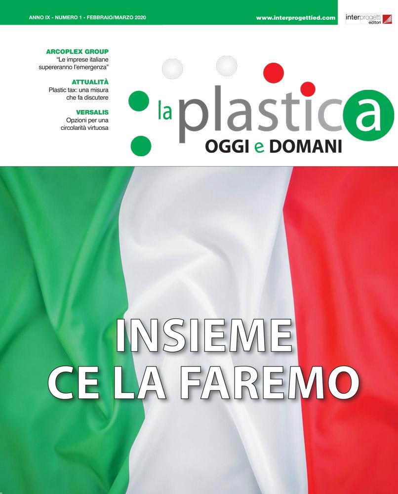 La plastica oggi e domani 1 2020