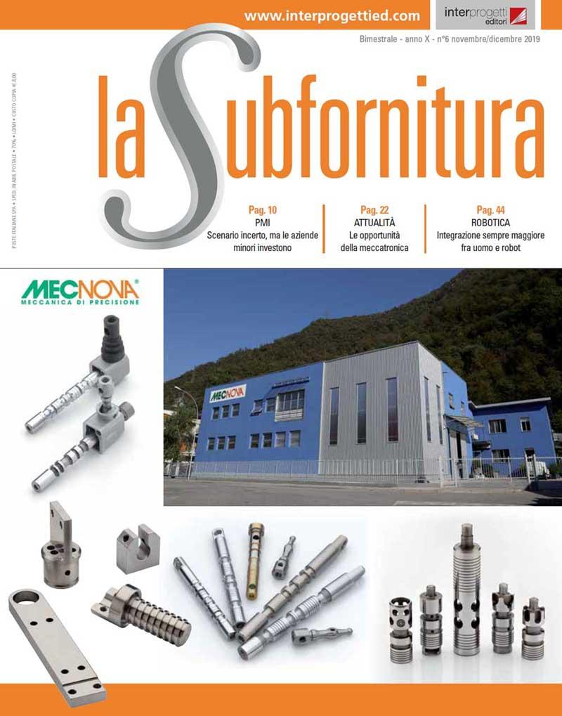Subfornitura 6 2019