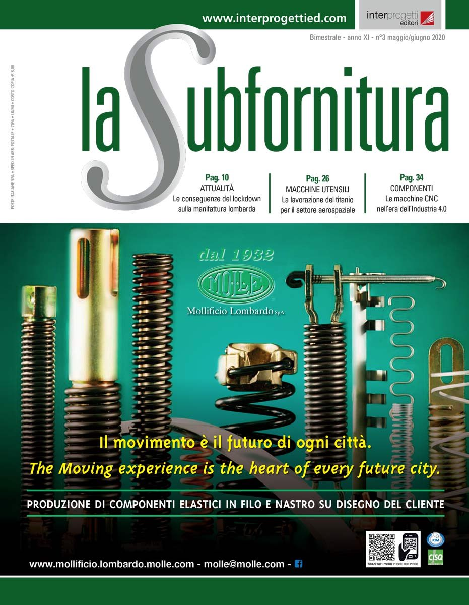 Subfornitura03 2020 Copertina