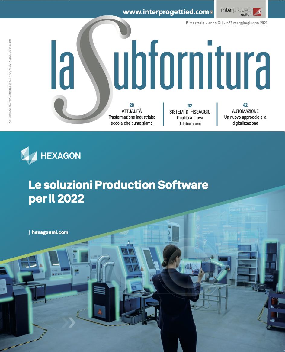 La Subfornitura n. 3 2021