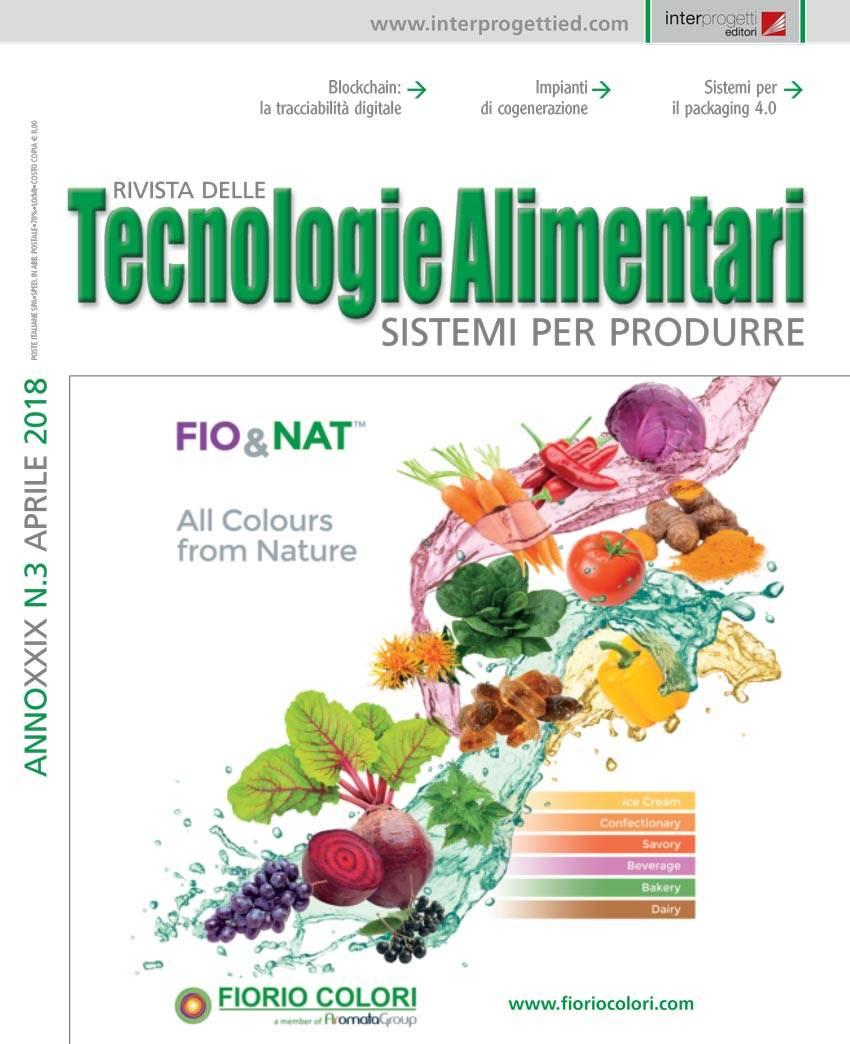 tecnologie alimentari n3 2018