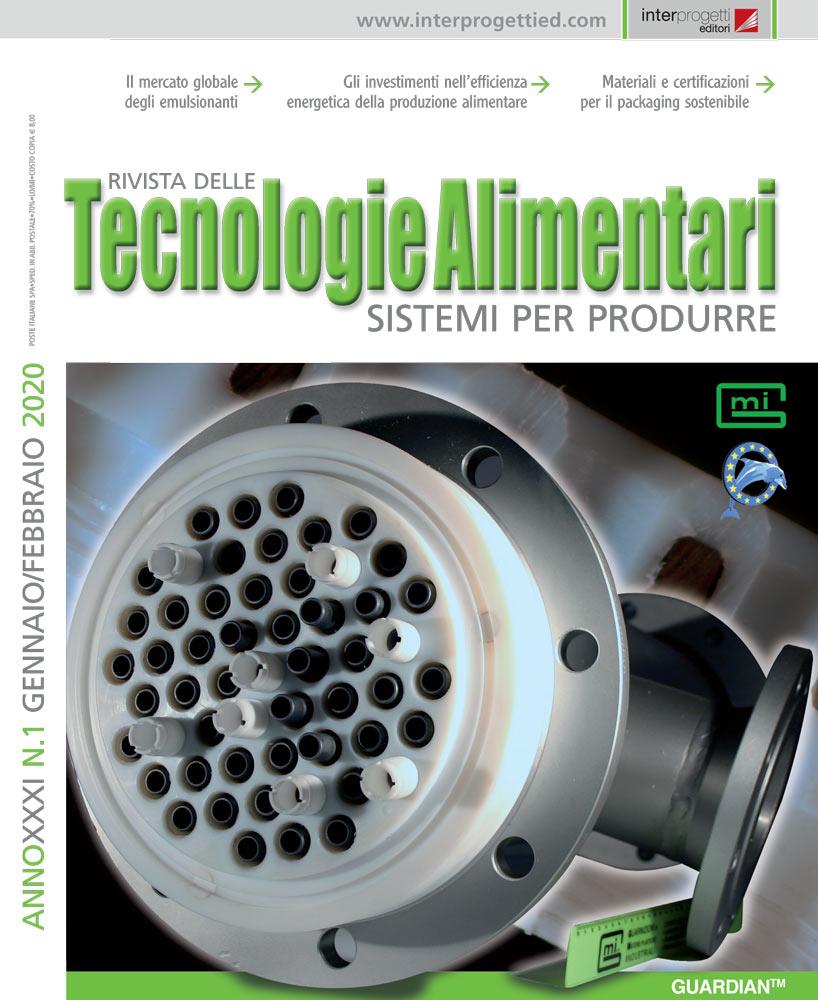 Tecnologie alimentari N1 2020