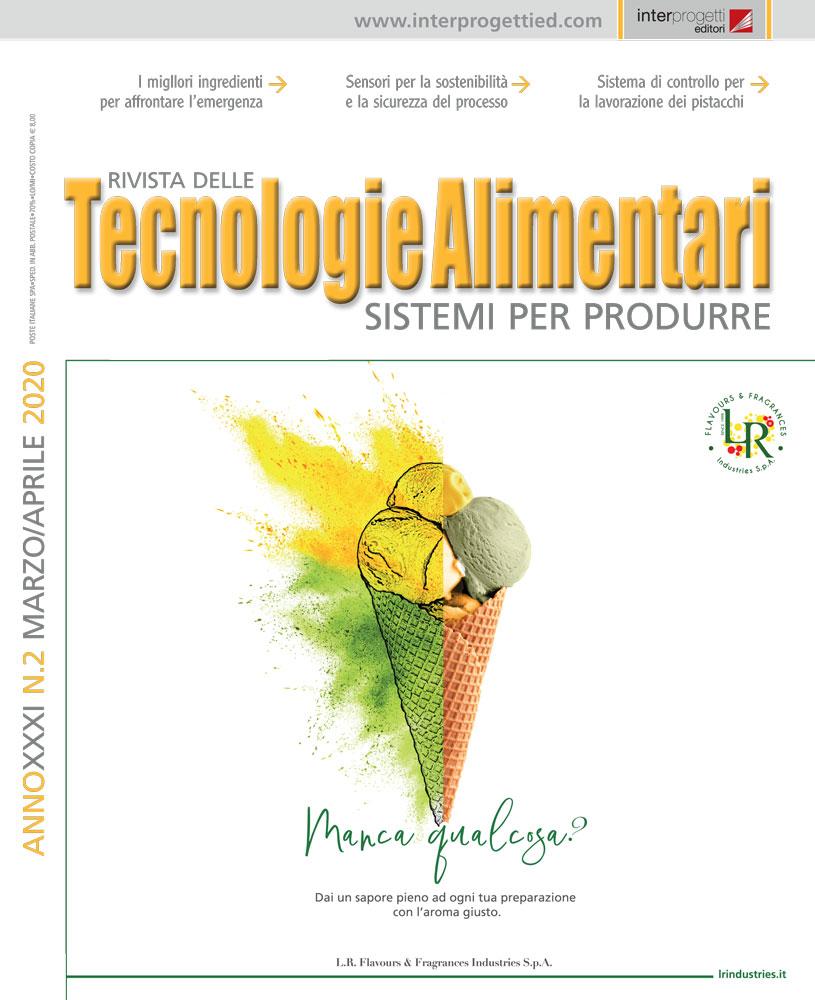 Tecnologie Alimentari Copertina